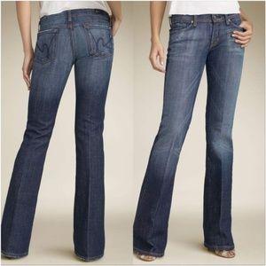Citizens Of Humanity Sz 29 Ingrid Flare Leg Jeans